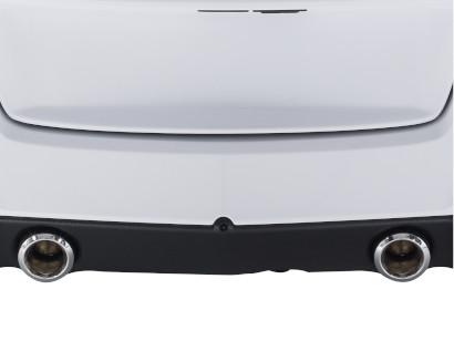 Telecamera posteriore